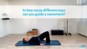 In how many ways can you guide a spine curl