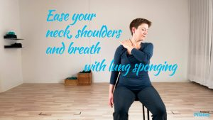 Lung sponging