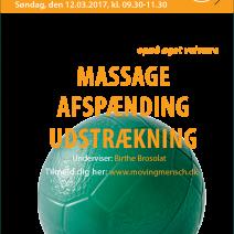 Selvmassage med de grønne bolde hos Moving Mensch Pilates