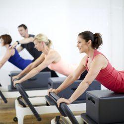 Pilates maskiner - brug Reformeren til din træning