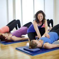 Pilates matwork - bliv pilateslærer fra Body Control Pilates